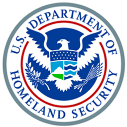 Department of Homeland Security Logo. Provided by Brian King.